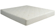 (Protector & Pillow Free)   8 Inches Thick Coir Latex Memory Ortho  Mattress in Light Green Colour by Springtek Ortho Coir