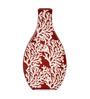 @ Home Pink Ceramic Earthy Wine Vase