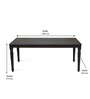 Silverton Dining Table by @ Home