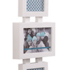 @ Home White Poly Propylene Collage Photo Frame