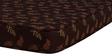 Economical 4 Inches Coir Mattress in Multicolour by Springtek Ortho Coir