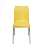 Novella 07 Chair in Yellow Colour by Nilkamal