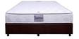 10 Inches Thick Bonnel Spring Mattress in Off-White Colour by Boston