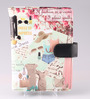 10am Multicolour Ring Bound Fashion Diary with 100 Sheets