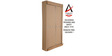 12 Inches Thick Single Size Ultra Care Bonnel Spring Mattress by Springtek