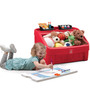 2-in-1 Toy Box & Art Lid by Step 2