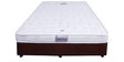 5 Inches Thick Natural Latex Mattress in Off-White Colour by Boston