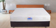 6 Inches Thick Queen Size Ultra Care Bonnel Spring Mattress by Springtek