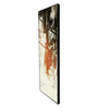 999Store Fibre 81 x 0.8 x 30 Inch Lonely Woman with Umbrella Framed Art Panels - Set of 7