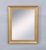 999Store Gold Fibre Decorative Wall Mirror