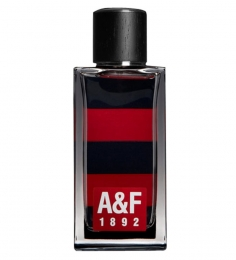 Abercrombie & Fitch 1892 Red Cologne Spray For Men 50 ml