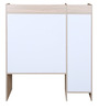 Ace Study Desk in White Colour by HomeTown