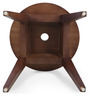 Addison Stool in Brown Colour by HomeHQ