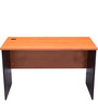 Admire Office Table in Cherry & Black Colour by Pine Crest