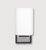 Laguna Wall Light in White by CasaCraft
