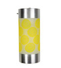 Maracaibo Ceiling Lamp in Yellow by CasaCraft