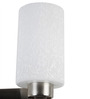Castello Wall Light in White by CasaCraft