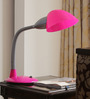 Marcella Study Lamp in Pink by CasaCraft