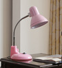 Marcello Study Lamp in Pink by CasaCraft