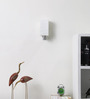 San Ramon Wall Light in White by CasaCraft