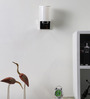 San Miguel Wall Light in White by CasaCraft