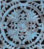 Natina Sideboard in Blue Distress Finish by Bohemiana