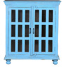 Cantrell Sideboard in Blue Distress Finish by Bohemiana