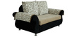 Alisa Two Seater Sofa by Stellar
