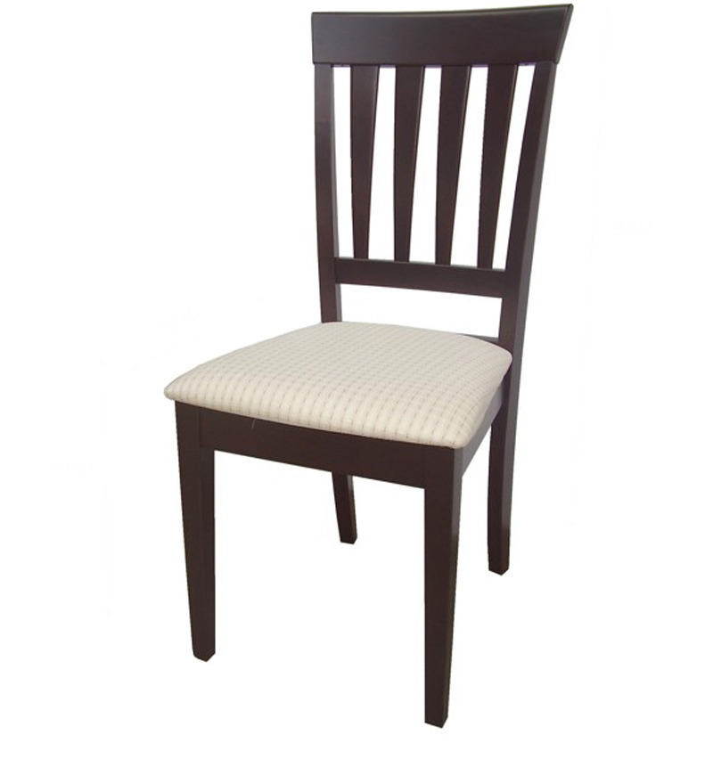 Alicia Dining Chair In Walnut Finish By Godrej Interio By Godrej Interio Online Contemporary