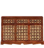 Alara Sideboard in Honey Oak Finish by Mudramark