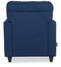 Albans One Seater Sofa in Blue Colour by Urban Living