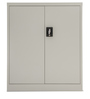 Alden Low Height Storage Unit  in Grey Colour by Durian
