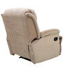 Alexandria One Seater Recliner in Oyster Colour by CasaCraft