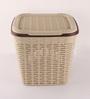 All Time Plastic Beige 15 L Cresta Basket