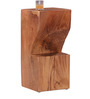 Portland Bar Stool in Natural Acacia Finish by Woodsworth
