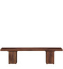 Portland Bench in Premium Acacia Finish by Woodsworth