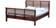 Amherst King Size Bed in Honey Oak Finish by Amberville