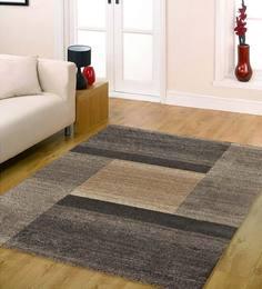 Get best deal for Ambadi Dark Gray Abstract European Floor Rug AmbadiAmbadi at Compare Hatke