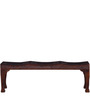Ambar Handcrafted Large Bench in Honey Oak Finish by Mudramark