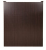 Amelia Solidwood Four Door Wardrobe in Brown Colour by HomeTown