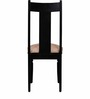 Kellogg Dining Chair in Espresso Walnut Finish by Amberville