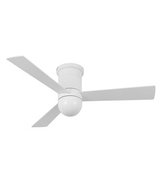 Anemos 1300 MM Gloss White Ceiling Fan