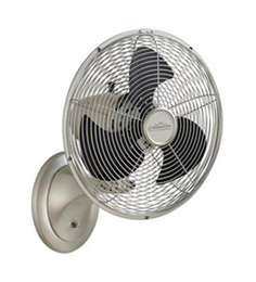 Anemos Port Brook SN Designer Wall Mounted Fan