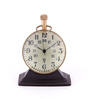 Anantaran Multicolor Brass 24 Hrs Table Clock Trophy Stand
