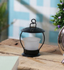 Anasa Silver Glass Votive Tea Light Holder