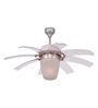 Anemos 1100 MM Brushed Nickle Silver Ceiling Fan