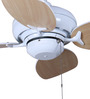 Anemos Chintoo 26  650 MM Maple White Designer Ceiling Fan