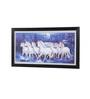 Angel Decor Canvas & MDF 25 x 1 x 14 Inch Birmingham Framed Digital Art Print