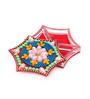 Anisha Creatives Multicolour Acrylic Accessory Box