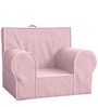 ANYWHERE Kids Sofa with Cushion in Pink